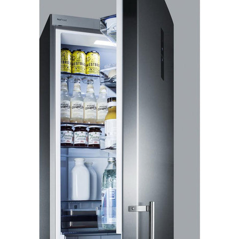 Summit FFBF181ESBIIM Designed For Built-In Installation