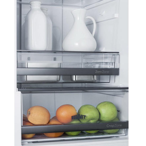 Summit FFBF249SSIM User-friendly Features a Fully Frost-free Freezer