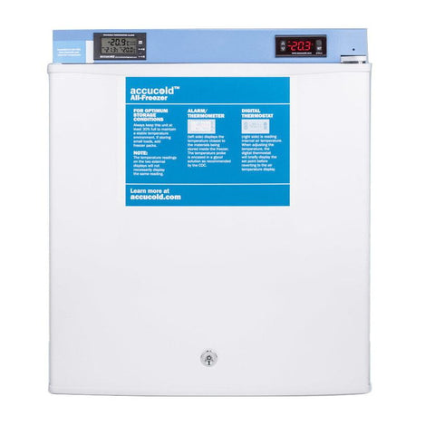 Summit FS24LMED2 Manual Defrost Compact Freezer