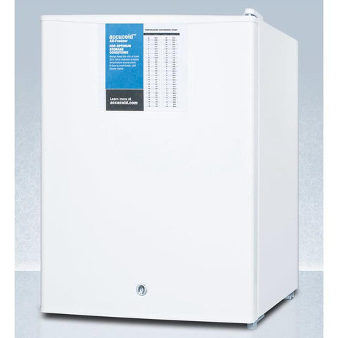 Summit FS30LPRO Manual Defrost Compact Freezer