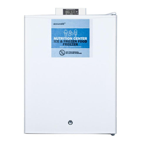 Summit FS30L7NZ Manual Defrost Compact Freezer
