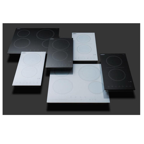 Summit CR2B15T1B User Friendly Electric Cooktop