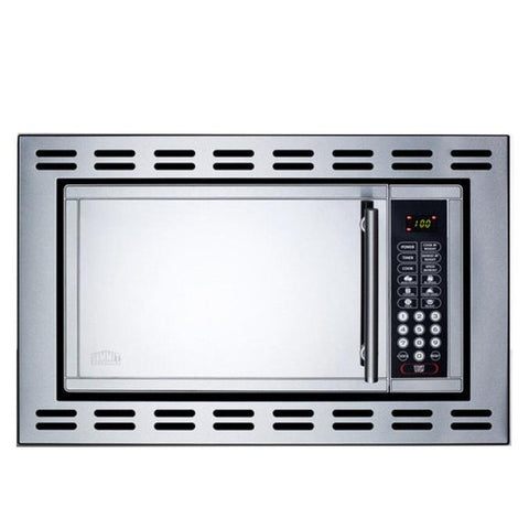 Summit OTR24 Elegant Front Look Microwave Oven