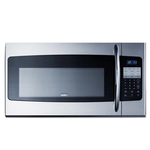 Summit  OTRSS301 User-friendly Design Microwave Oven