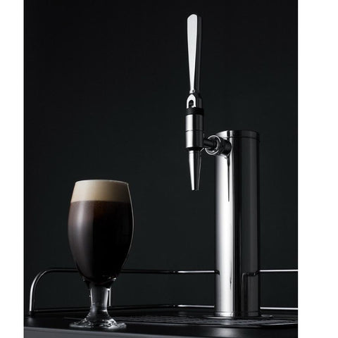 Summit SBC635M7NCF Freestanding Kegerator Coffee Dispenser