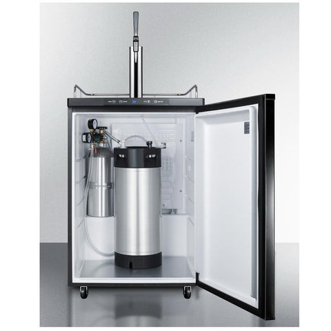 Summit SBC635MNCF Automatic Defrost Coffee Dispenser