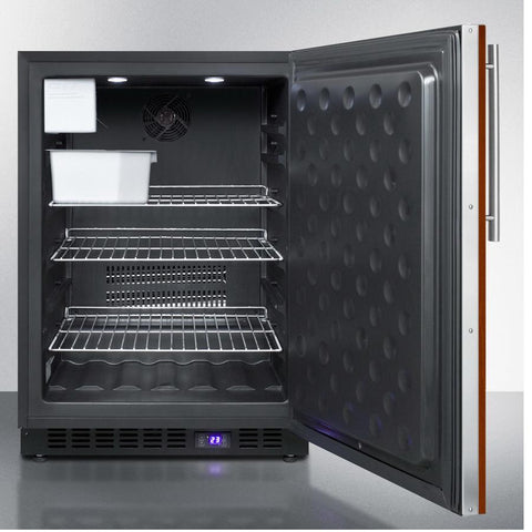 Summit SPFF51OSIFIM Flexible Design Outdoor Refrigeration