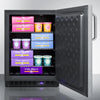 Image of Summit SCFF53BXSSTB Flexible Design Built-In Undercounter
