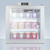 Image of Summit SCFU386NZ Versatile Display Compact Freezer