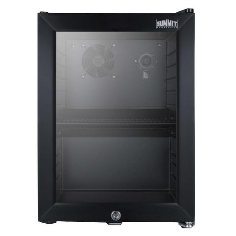 Summit SCR114L User-friendly Features and Convenience Refrigerator