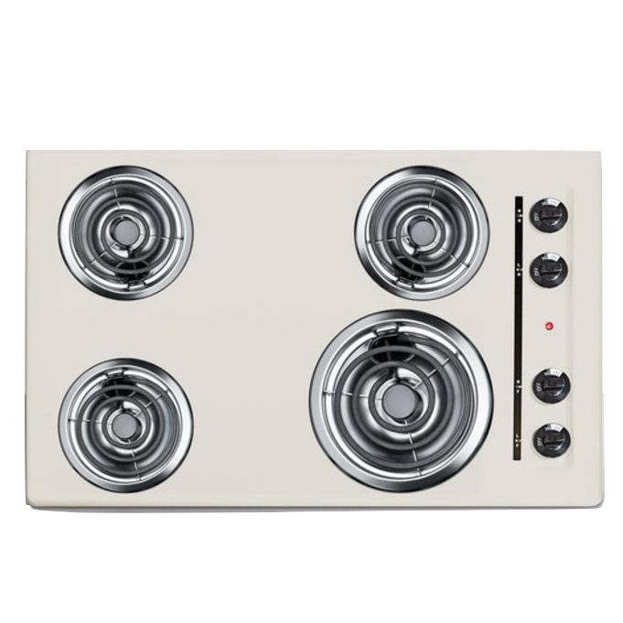 Summit Sel05 Long Term Durability Electric Cooktop