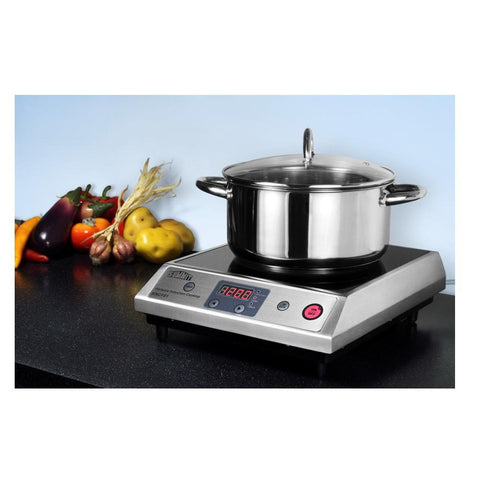 Summit SINCFS1 Safe and Efficient Ignition Cooktop