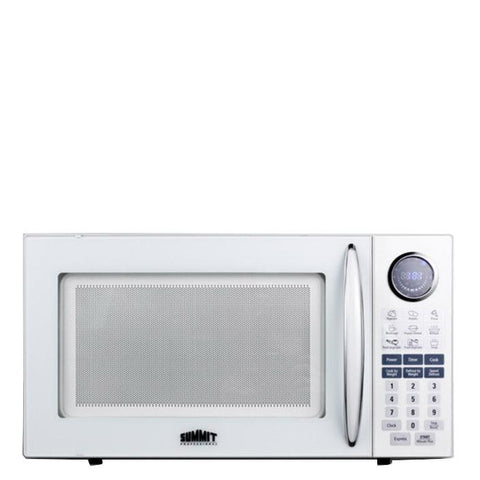 Summit SM1102WH Long-term Durability Microwave Oven