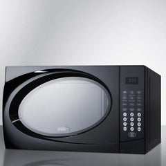Summit SM902BL Valued Convenience Microwave Oven