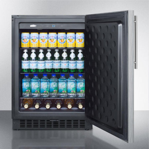 Summit FF64BXSSHV Energy Star Certified Commercial Refrigerator