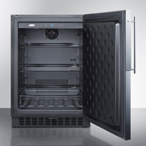 Summit FF64BFR Energy Star Certified Commercial Refrigerator