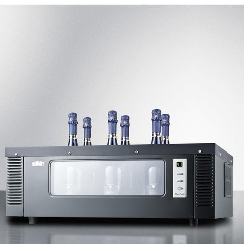 Summit STC1W6 Thermoelectric Wine Chiller