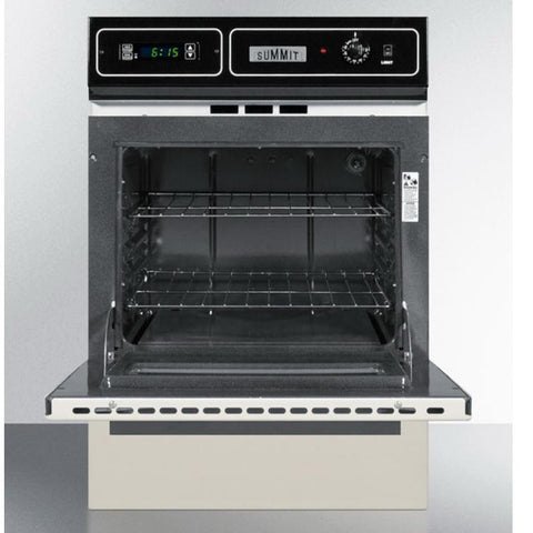 Summit STM7212KW Electronic Ignition Wall Oven