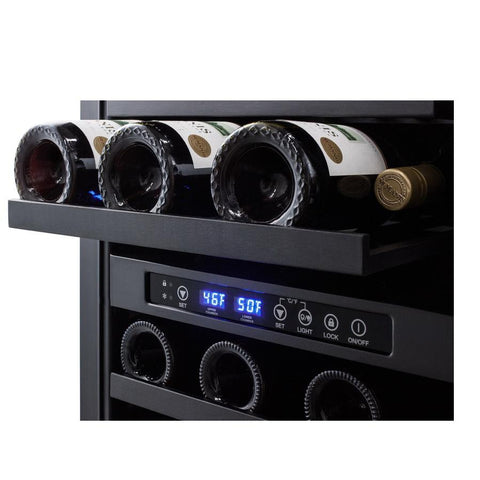 Summit SWC182ZADA Convenient and Reliable Wine Cellar