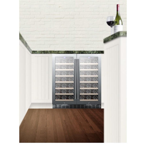Summit SWC3000 Quality Storage and Elegant Style Wine Cellar