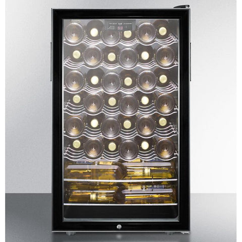 Summit SWC525L7 Counter Height Wine Cellar