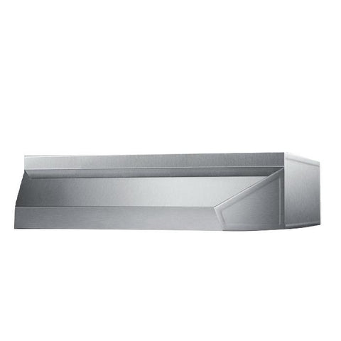 Summit Shell36SS Solid Construction Range Hood