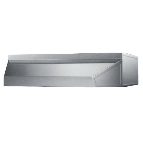 Summit  Shell24SS Solid Construction Range Hood