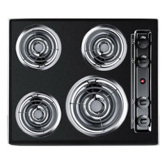 Summit TEL03 Quality Performance Electric Cooktop