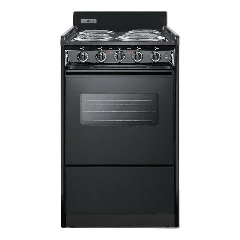 Summit TEM110CW High Quality Construction Electric Range