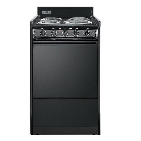 Summit TEM110C High Quality Construction Electric Range