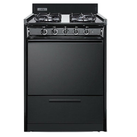 Summit TTM6107CS Long Lasting Durability Gas Range
