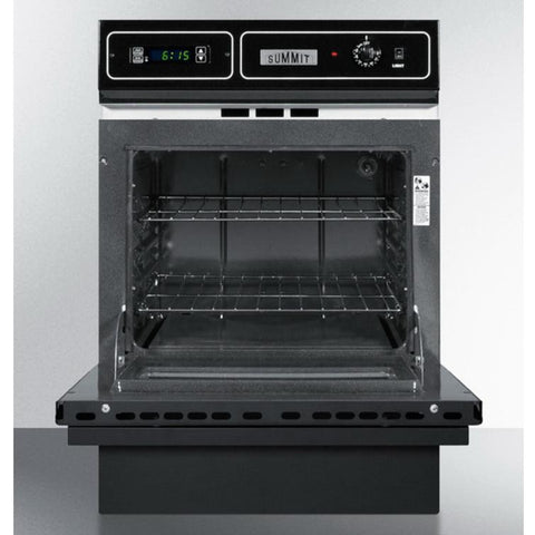 Summit TTM7212KW Electronic Ignition Wall Oven