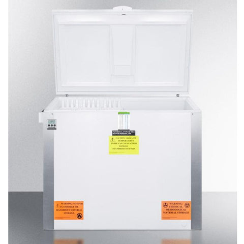 Summit VLT1250 Chest and Compact Laboratory Freezers