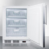 Image of Summit VT65ML7BIFRADA Flexible Design Built-In Undercounter