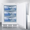 Image of Summit VT65ML7BIFR Flexible Design Built-In Undercounter