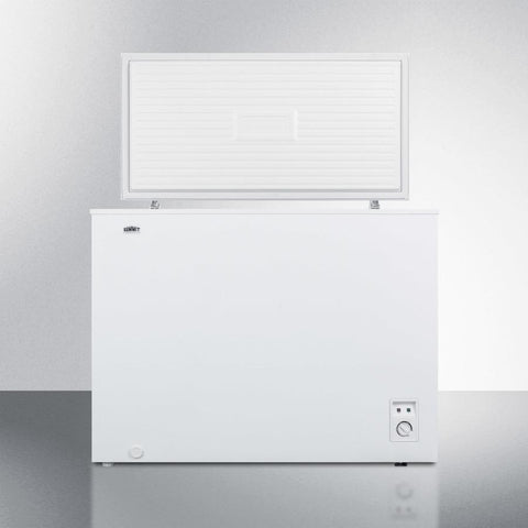 Summit WCH07W Adjustable Thermostat Chest Freezer