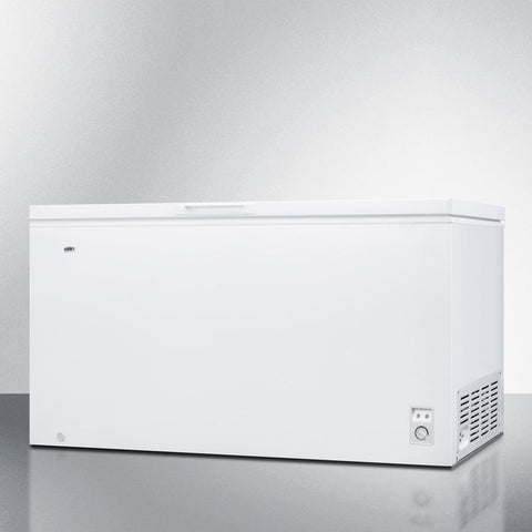 Summit WCH18W Manual Defrost Chest Freezer