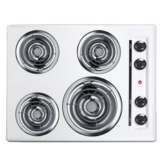 Summit WEL03 Quality Performance Electric Cooktop