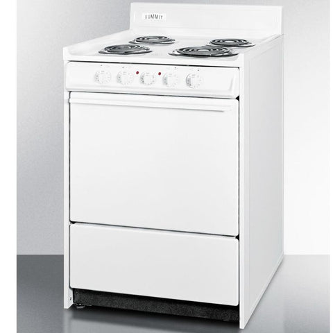 Summit WEM610 High Quality Construction Electric Range