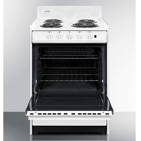 Summit WEM6171Q High Quality Construction Electric Range