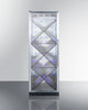 "Image of Summit SCR1401LHXCSS 24"" Wide Single Zone Commercial Wine Cellar"
