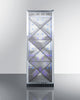 "Image of Summit SCR1401XCSS 24"" Wide Single Zone Commercial Wine Cellar"