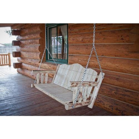 Montana Porch Swing, Ready to Finish