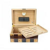 Image of Quality Importers, Humidor Othello Desktop, Humidor - Humidor Enthusiast