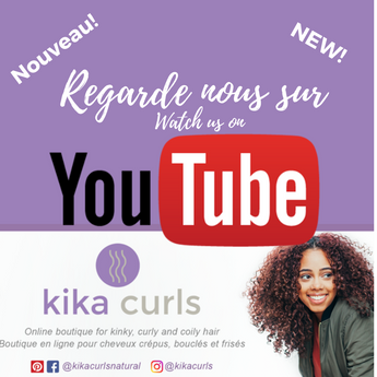 Canadian Natural Youtuber talk about their Natural hair Journey
