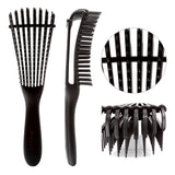 KIM & C - 8 Row Detangling Brush
