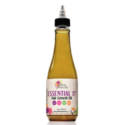 Alikay Naturals Essential 17 Growth Oil (8.oz)