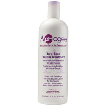 ApHogee Two-Step Protein Treatment (4 oz.)