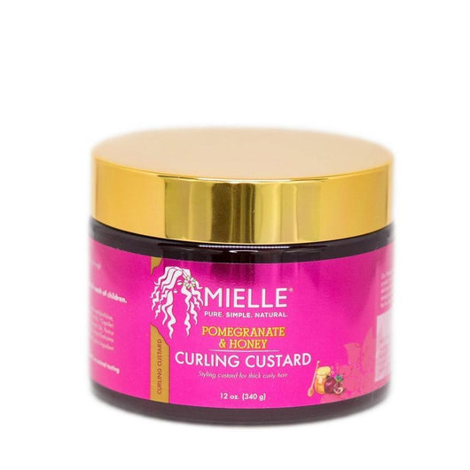 Mielle Organics Pomegranate & Honey Curl Sculpting Custard (12 oz.)