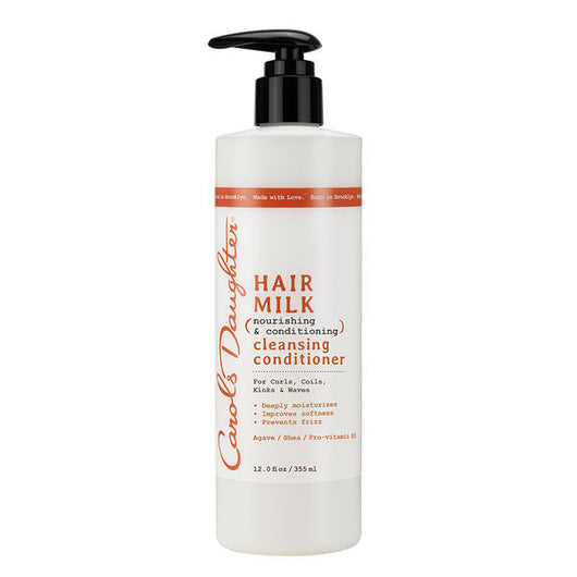 Carol's Daughter Hair Milk Cleansing Conditioner (12 oz)
